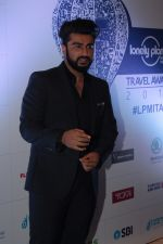 Arjun Kapoor at the Red Carpet Of 6th Lonely Planet Magazine India Travel Awards on 25th May 2017