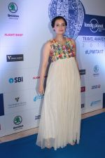 Dia Mirza at the Red Carpet Of 6th Lonely Planet Magazine India Travel Awards on 25th May 2017 (41)_5928027802ed6.JPG