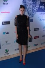 Evelyn Sharma at the Red Carpet Of 6th Lonely Planet Magazine India Travel Awards on 25th May 2017 (7)_592802a38a6c0.JPG