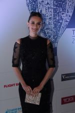 Evelyn Sharma at the Red Carpet Of 6th Lonely Planet Magazine India Travel Awards on 25th May 2017