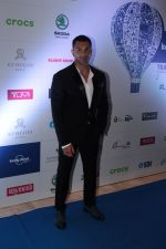 Karan Singh Grover at the Red Carpet Of 6th Lonely Planet Magazine India Travel Awards on 25th May 2017 (52)_592802caca786.JPG