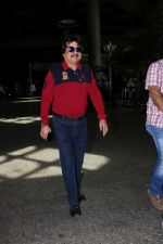 Pankaj Udhas Spotted At Airport on 26th May 2017 (4)_592977e8963a3.JPG