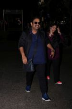 Shankar Mahadevan With Family Spotted At Airport on 26th May 2017 (1)_5929780ab1d2b.JPG