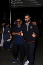Shankar Mahadevan With Family Spotted At Airport on 26th May 2017 (2)_5929780b7c8d2.JPG