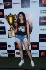 Adah Sharma at the Launch Of The Second Edition Of Super Soccer Tournament on 28th May 2017 (28)_592bc9d8bf8a2.JPG