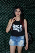 Adah Sharma at the Launch Of The Second Edition Of Super Soccer Tournament on 28th May 2017 (31)_592bc9c580285.JPG