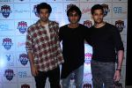 Aditya Roy Kapoor, Ranbir Kapoor, Sidharth Malhotra at The Celebrity Football Initiative Played For Humanity on 28th May 2017