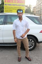 Armaan Jain at the Launch Of The Second Edition Of Super Soccer Tournament on 28th May 2017 (31)_592bc9d7e0eec.JPG