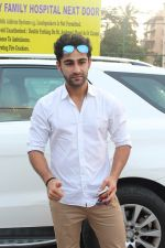 Armaan Jain at the Launch Of The Second Edition Of Super Soccer Tournament on 28th May 2017 (33)_592bc9d68039b.JPG