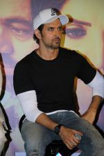 Hrithik Roshan at the Trailer Launch Of Marathi Film Hrudayantar on 28th May 2017