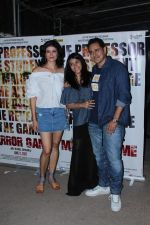 Pooja Batra, Ekta Kapoor, Parvin Dabas at the Special Screening Of Film Mirror Game-Ab Khel Shuru on 28th May 2017