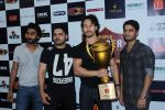 Tiger Shroff at the Launch Of The Second Edition Of Super Soccer Tournament on 28th May 2017 (23)_592bca46b8628.JPG
