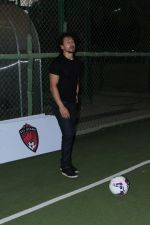 Tiger Shroff at the Launch Of The Second Edition Of Super Soccer Tournament on 28th May 2017 (7)_592bc98982ae7.JPG