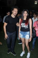 Tiger Shroff, Adah Sharma at the Launch Of The Second Edition Of Super Soccer Tournament on 28th May 2017 (20)_592bc9910fc8d.JPG