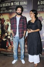 Konkona Sen Sharma, Vikrant Massey at the Screening Of Film A Death In The Gunj on 29th May 2017 (32)_592d02b4e420a.JPG