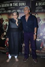 Ratna Pathak Shah, Naseeruddin Shah at the Screening Of Film A Death In The Gunj on 29th May 2017 (63)_592d05078e060.JPG