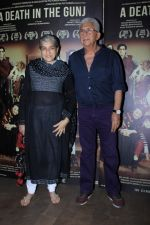 Ratna Pathak Shah, Naseeruddin Shah at the Screening Of Film A Death In The Gunj on 29th May 2017 (64)_592d0509358c7.JPG