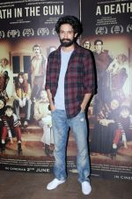 Vikrant Massey at the Screening Of Film A Death In The Gunj on 29th May 2017 (31)_592d02b8cd0e8.JPG