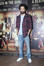 Vikrant Massey at the Screening Of Film A Death In The Gunj on 29th May 2017 (32)_592d02ba92e62.JPG