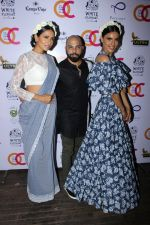 Deepti Gujral, Candice Pinto at the Launch of Exclusive Pret Line White Elephant on 30th May 2017