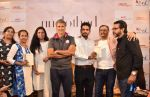 Milind Soman Launches Probir Sengupta_s Debut Book Unclothed on 31st May 2017 (2)_592fb4f914129.JPG