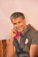 Milind Soman Launches Probir Sengupta_s Debut Book Unclothed on 31st May 2017 (3)_592fb50c60d7b.JPG