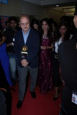 Anupam Kher at the Red Carpet of Dada Saheb Phalke Academy Awards on 1st June 2017