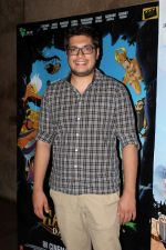 Junaid Khan at the Special Screening Of Film Hanuman Da Damda on 1st June 2017 (27)_593169b43896f.JPG