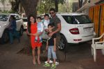 Shabbir Ahluwalia at the Birthday Celebration Of Tusshar Kapoor Son_s Lakshya on 1st June 2017 (8)_59310e73a07ba.JPG