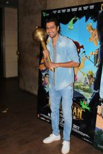 Vicky Kaushal at the Special Screening Of Film Hanuman Da Damda on 1st June 2017 (49)_59316a04e31be.JPG