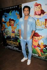 Vicky Kaushal at the Special Screening Of Film Hanuman Da Damda on 1st June 2017 (50)_59316a08c88d4.JPG