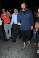 John Abraham Spotted At International Airport on 2nd June 2017 (14)_5932b5f01f898.JPG