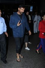 John Abraham Spotted At International Airport on 2nd June 2017 (2)_5932b5e94fd78.JPG