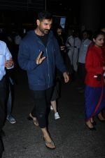 John Abraham Spotted At International Airport on 2nd June 2017 (3)_5932b5e9ca5bd.JPG