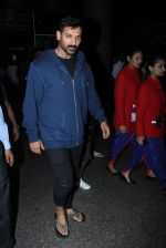 John Abraham Spotted At International Airport on 2nd June 2017 (6)_5932b5eb8a475.JPG