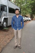 Riteish Deshmukh Promotes Film Bank Chor On The Sets Of Chidiya Ghar on 2nd June 2017 (3)_5932bdd96938e.JPG