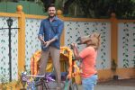 Riteish Deshmukh Promotes Film Bank Chor On The Sets Of Chidiya Ghar on 2nd June 2017 (32)_5932be0460a2a.JPG