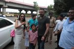 Sanjay Dutt,Manyata Dutt at Tree Plantation & Initiative By MCGM & Bhamla Foundation on 2nd June 2017 (3)_59329e2b4a981.JPG