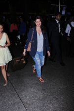 Twinkle Khanna Spotted At International Airport on 2nd June 2017 (3)_5932b6172bb9b.JPG