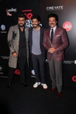 Arjun Kapoor, Anil Kapoor, Harshvardhan Kapoor at Star Studded Red Carpet For GQ Best Dressed 2017 on 4th June 2017 (277)_5934cdf914385.JPG