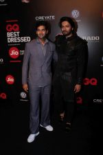 Purab Kohli, Ali Fazal at Star Studded Red Carpet For GQ Best Dressed 2017 on 4th June 2017 (95)_5934cfde0c1f3.JPG