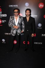 Tiger Shroff, Jackie Shroff at Star Studded Red Carpet For GQ Best Dressed 2017 on 4th June 2017 (87)_5934d1c8d9405.JPG