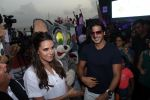 Neha Dhupia, Zayed Khan  at World Environment Day Celebration Organised By Bhamla Foundation on 5th June 2017 (35)_59366a6b94dc5.JPG