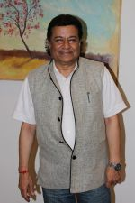 Anup Jalota Inaugurates Kishore M Sali_s See The Unseen Art Show on 6th June 2017 (10)_593794d3c767e.JPG