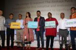 Vivek Oberoi, Sonali Bendre, Sanjeev Kapoor, Shankar Mahadevan At Feed The Future Now, Campaign By Akshaya Patra Initiative Launch on 7th June 2017 (76)_5938304497f75.JPG