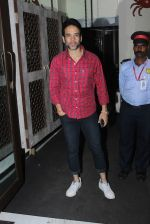 Tusshar Kapoor at Family Dinner On The Ocassion Of Ekta Kapoor_s Birthday on 7th June 2017 (43)_59390dbc9e0a5.JPG