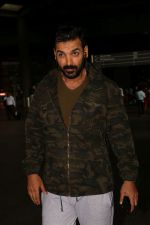 John Abraham Spotted At International Airport on 9th June 2017 (1)_593aaef9ea6b9.JPG