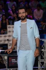 Dharmesh Yelande On Location Shoot Of Dance Plus on 9th June 2017 (57)_593b9ac13953c.JPG