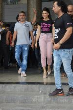 Jacqueline Fernandez at support for Iam forever against animal testing event on 9th June 2017 (2)_593bba4ab593d.JPG