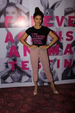 Jacqueline Fernandez at support for Iam forever against animal testing event on 9th June 2017 (72)_593bbb1276171.JPG